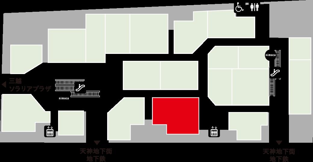 趙之家フロアマップ